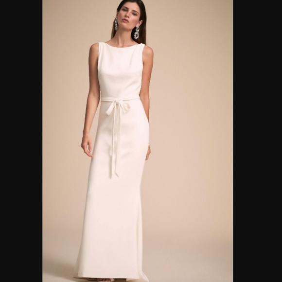 c55e874e7ddbb BHLDN Dresses | Wedding Gown Amy Kuschel Arley Gown | Poshmark